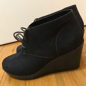 Suede Cole Haan Booties